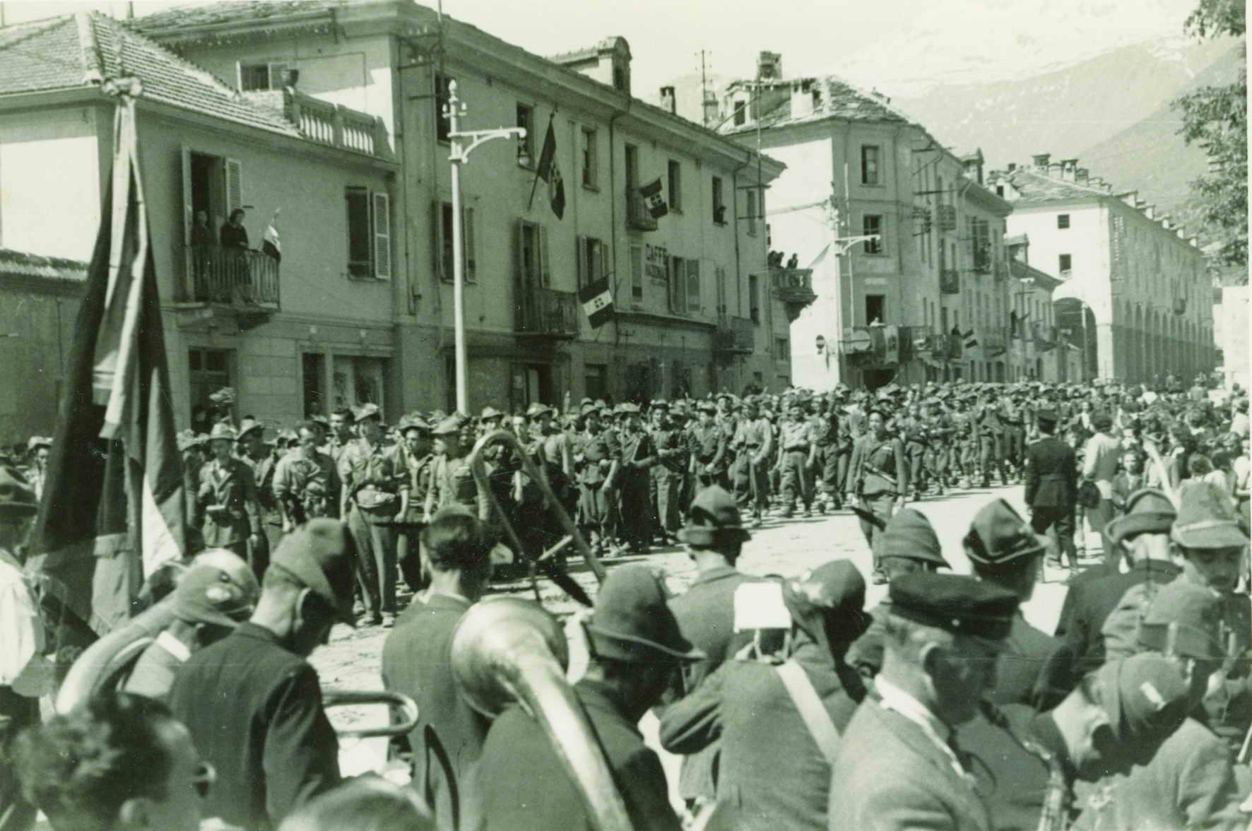 28 aprile 1945: Susa è libera!