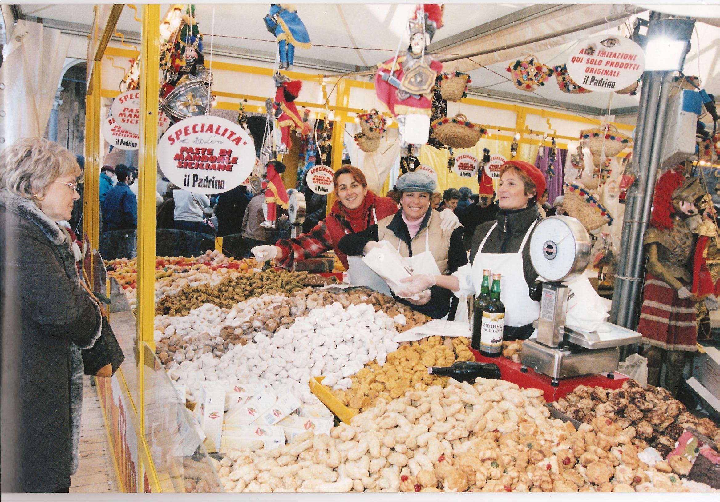 Grande festa siciliana in Piazza del Popolo, Avigliana