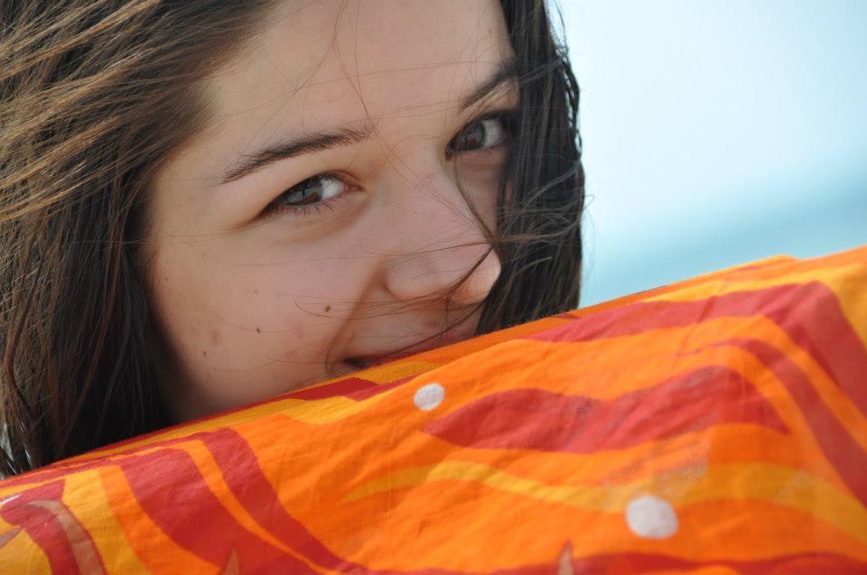 Da Bardonecchia a Firenze per realizzare il suo sogno La storia della giovane modella Gloria Falcone