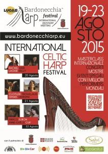 Locandina BardonecchiArp Festival