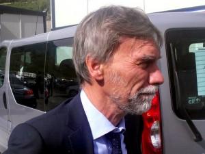 Il ministro Delrio a Sain Martin La Porte