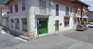 Il bancomat preso di mira dai ladri a S.Antonino