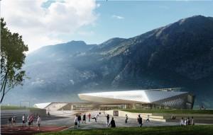 Il progetto della stazione internazionale di Susa
