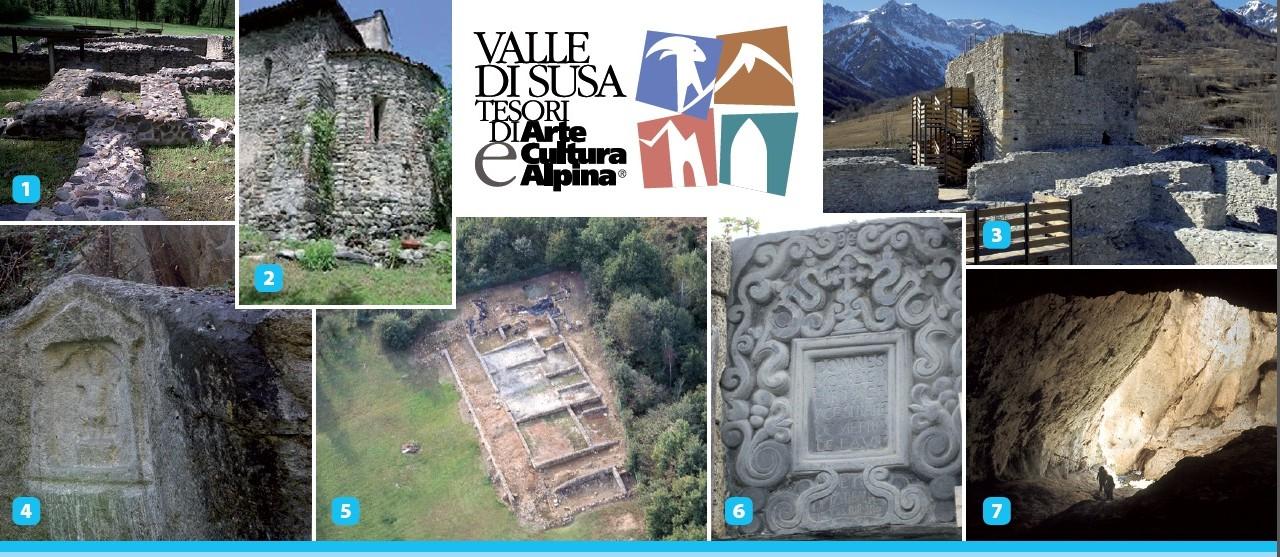Domenica 20, alla scoperta del patrimonio archeologico valsusino