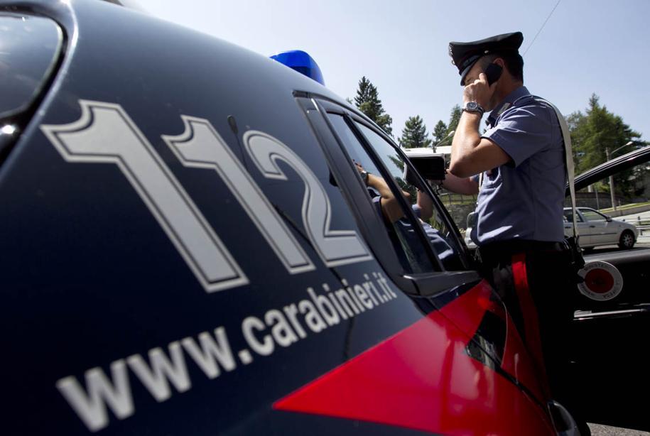 Rivoli, carabinieri sventano furto bancomat