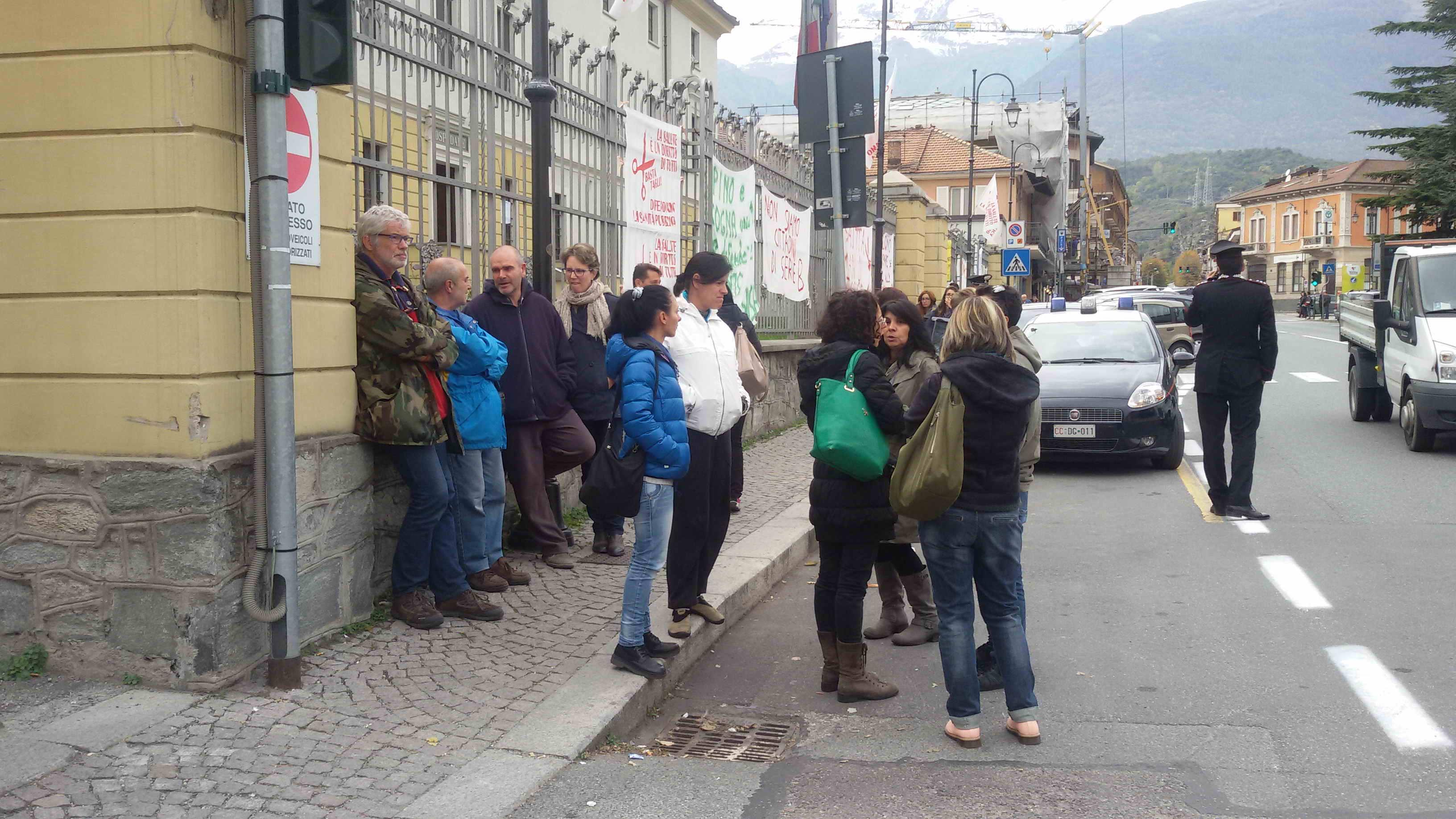 """Ospedale di Susa. Patrizio e Alpe attaccano Batzella (5Stelle): """"Offende i sindaci della Valle di Susa"""""""