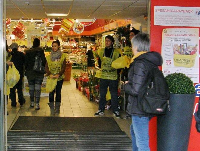 Sabato 30 novembre torna la Colletta Alimentare in tutta Italia