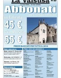 Campagna abbonamenti 2015-16