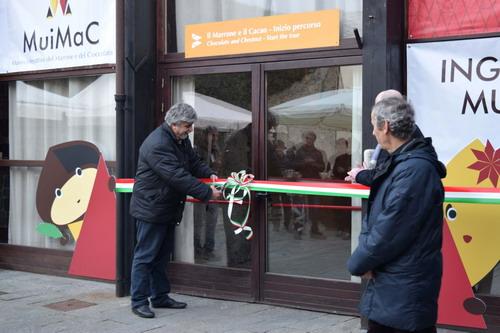 Cascina Roland, Villar Focchiardo: aperto il Museo del Marrone e del Cioccolato