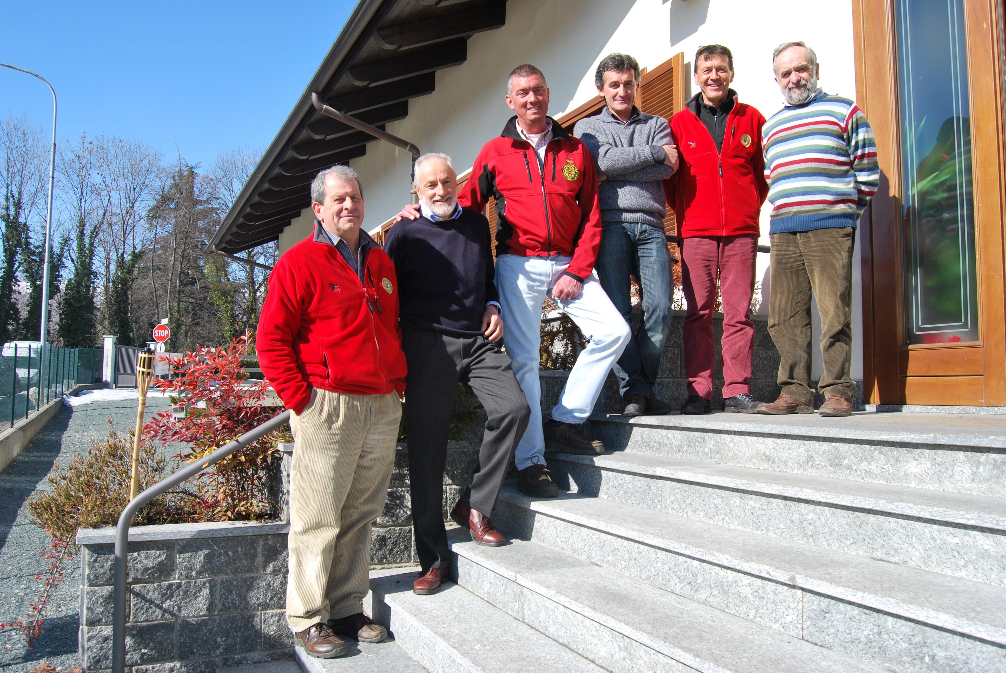 Soccorso Alpino Piemontese, il presidente è il giavenese Luca Giaj Arcota