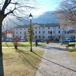 ospedale e giardini