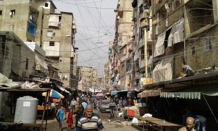 """La  vita quotidiana a Beirut raccontata da uno studente di Bussoleno: """"Shatila, 76 anni di campo profughi """"temporaneo"""""""