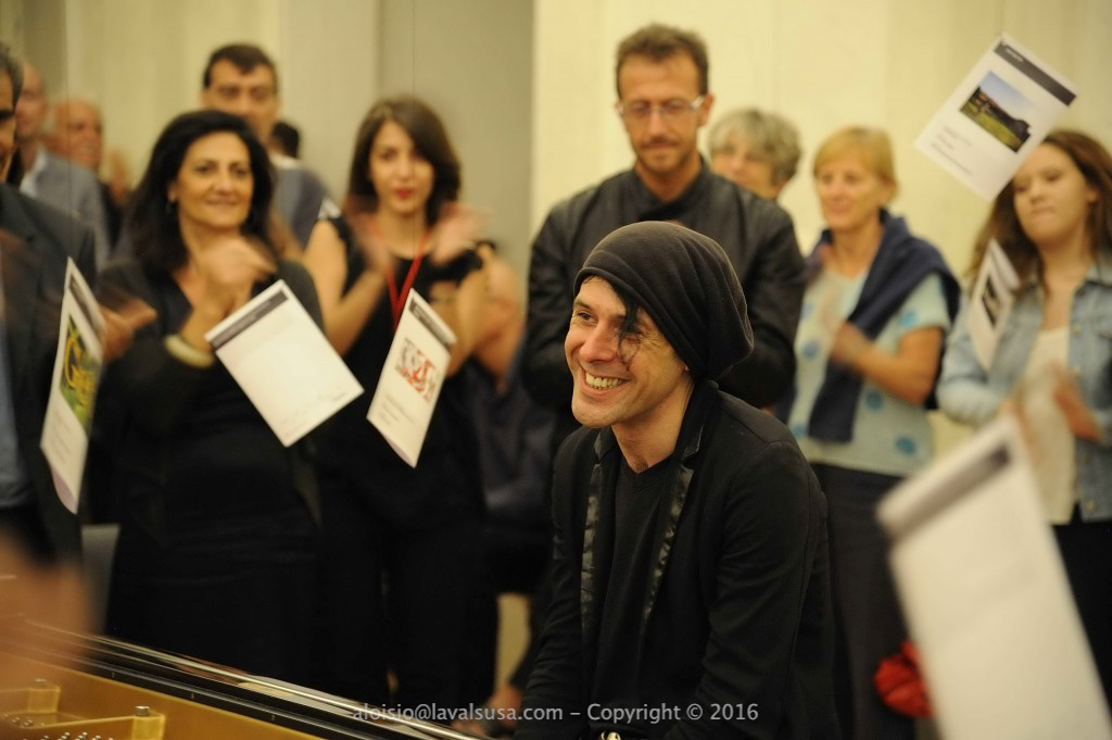 Ezio Bosso, da Exilles a Sanremo