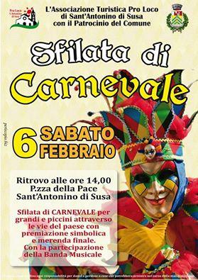 Carnevale a Sant'Antonino