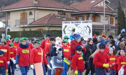 Sant'Ambrogio, domenica torna il Carnevale dei Borghi