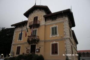 Il Municipio di Sant'Ambrogio