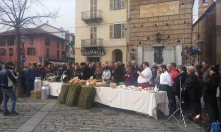 """La toma del """"lait brusc"""" in diretta su Rai Uno"""
