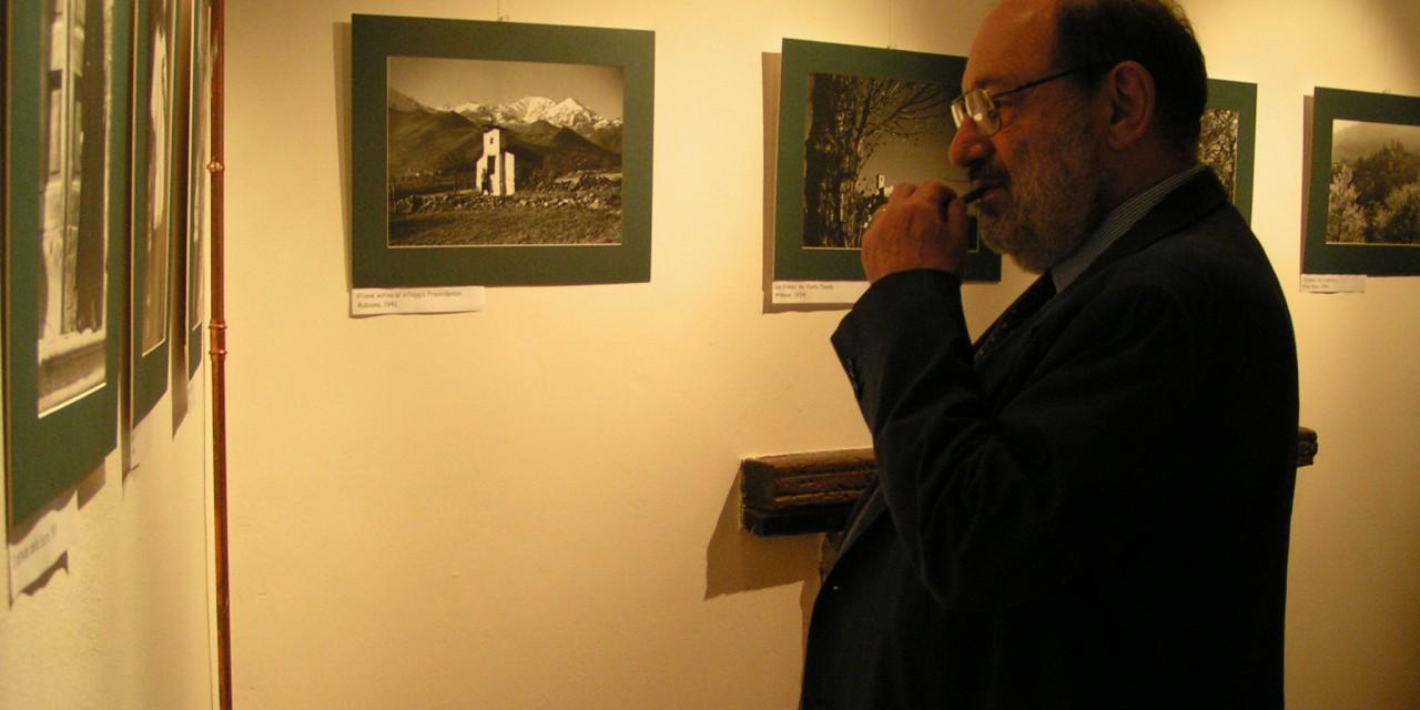 Umberto Eco, la Valle di Susa e Giorgio Calcagno