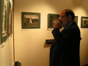 Maggio 2007, Umberto Eco ad Almese