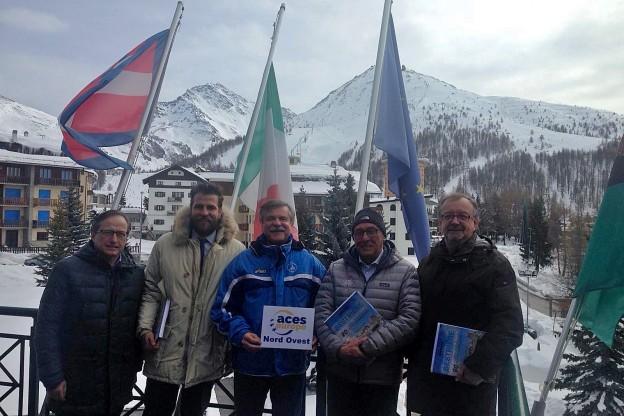 SESTRIERE: prosegue lo sviluppo della rete di percorsi dalle Alpi al mare