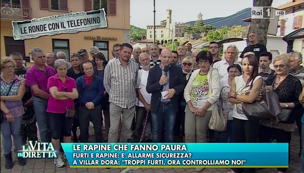 """I """"vigilantes"""" di Villar Dora diventano associazione"""