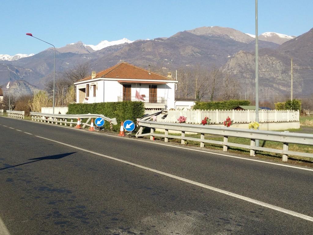 S.Ambrogio, ok alla rotonda del Giro dell'Ora