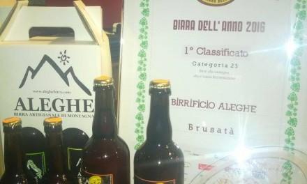 """La """"Brusatà"""" Aleghe è la birra alla castagna più buona d'Italia"""