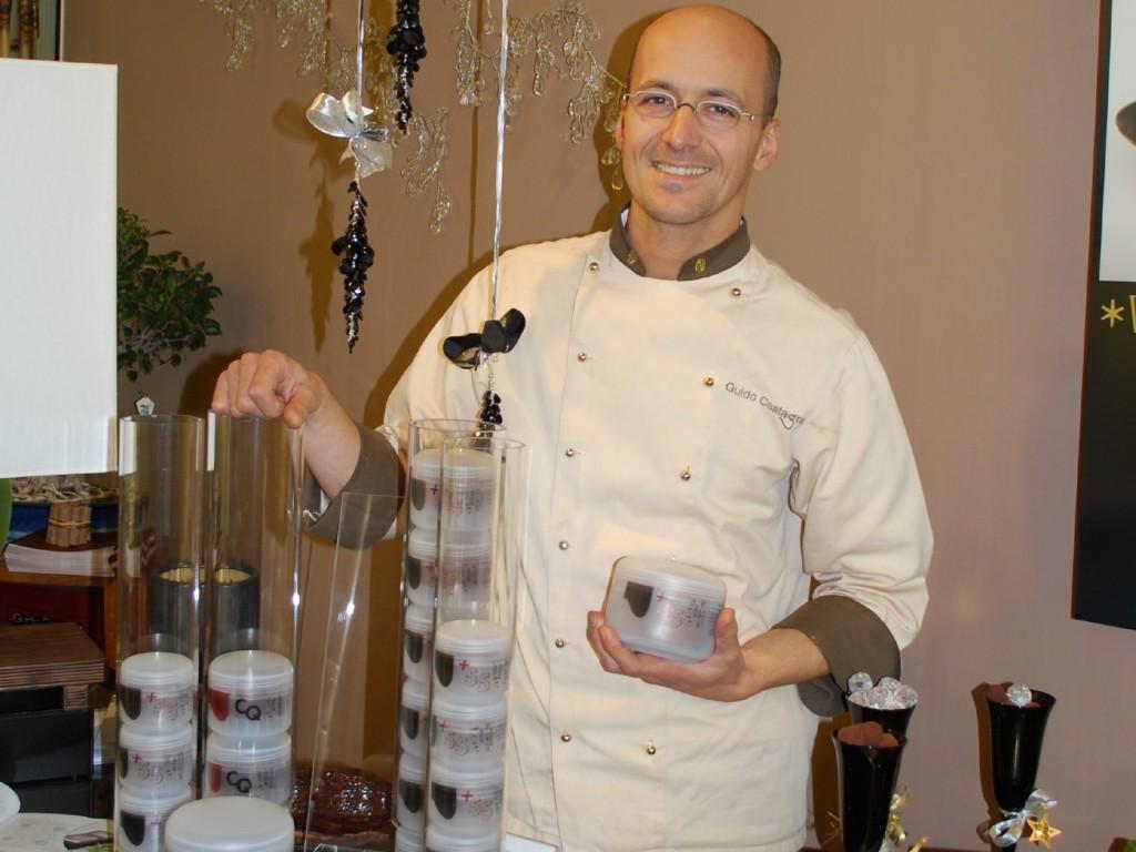Il cioccolato di Castagna vola ai Mondiali con sette prodotti