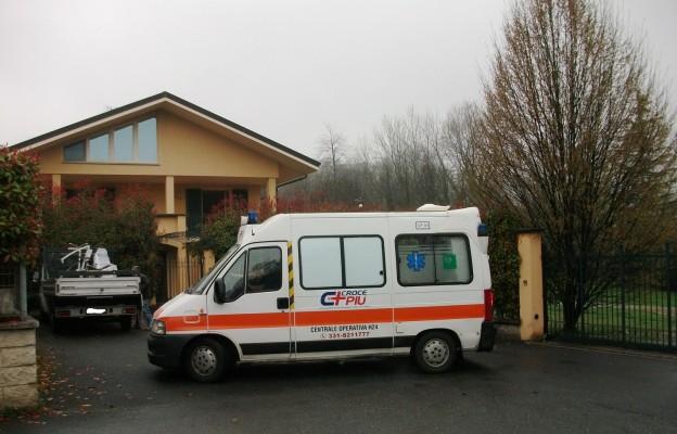 Casa riposo evacuata Giaveno2