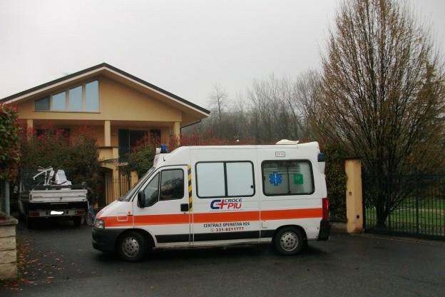 """Giaveno, evacuata la """"villa"""" per anziani"""