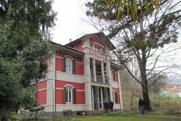 """Rubiana, Villa Tabusso è la """"casa degli scrittori"""""""