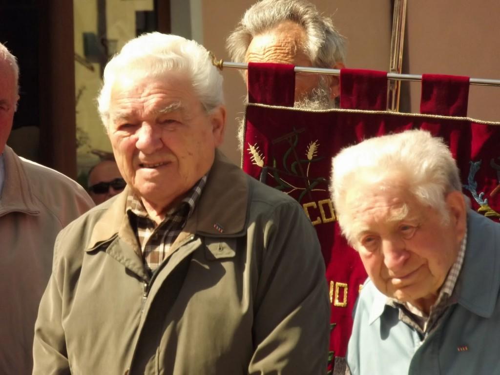 S.Antonino piange il partigiano Dionigi Giuliano