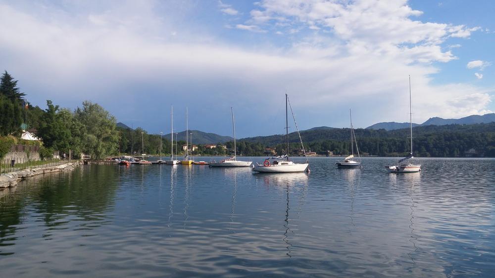 5 vele per il lago di Avigliana