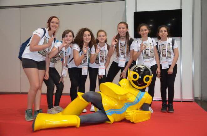 Robotica: la Piccola Stella Valsusina quarta ai mondiali