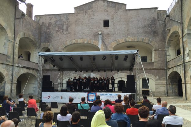Exillesfest 2016 No Name Gospel Choir in concerto