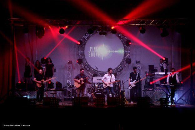 A Giaveno il tributo ai Pink Floyd con i Pink Sound