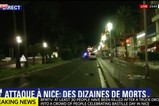 Attentato di Nizza, due giavenesi scampati alla strage