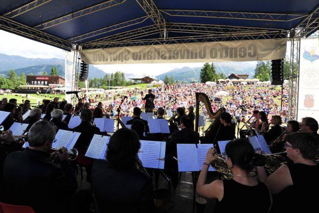 Bardonecchia. Ovazione per il XVIII Concerto in Altura, Memorial Mario Pisano