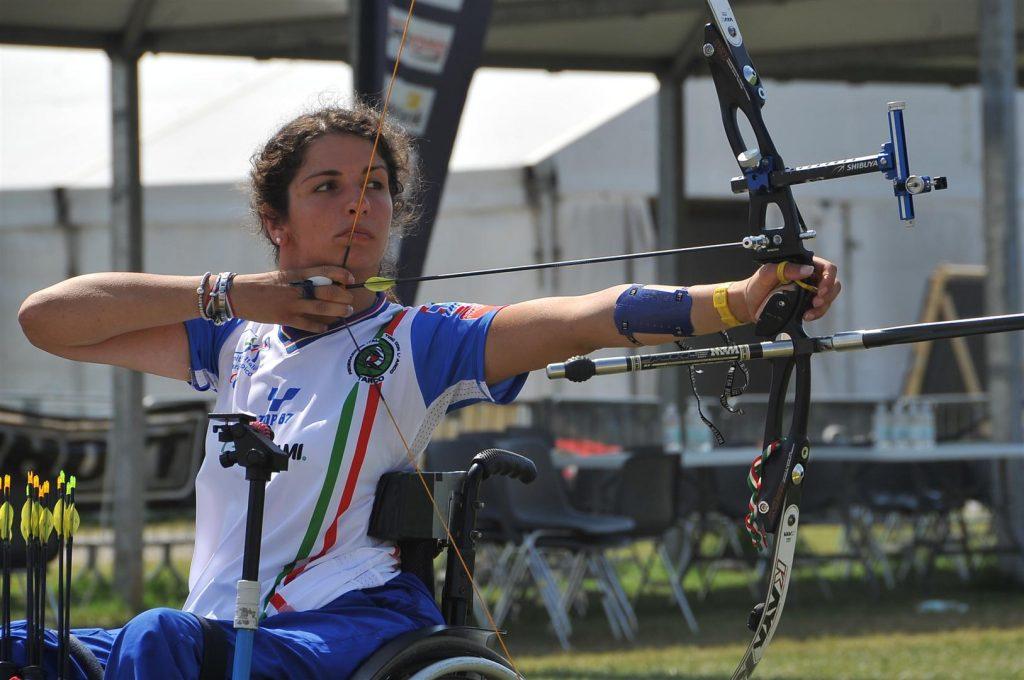 Arco e frecce pronte: Elisabetta Mijno parte per Rio