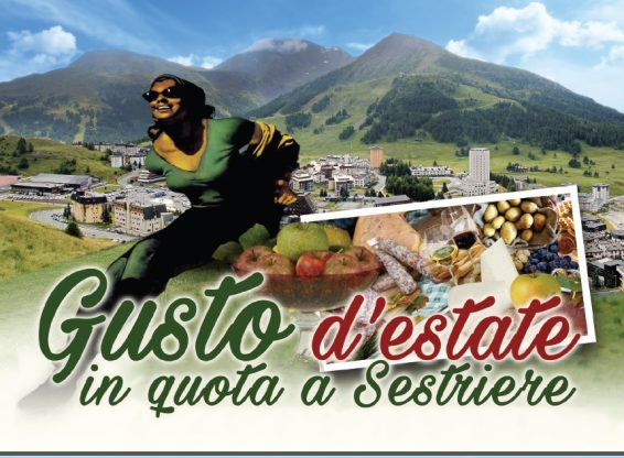 GUSTO D'ESTATE A SESTRIERE