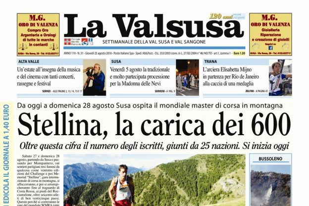 LaValsusa_prima pagina