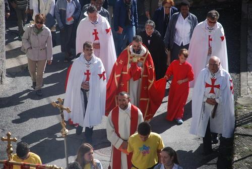 Villar Focchiardo: i patroni Cosma e Damiano. I dieci anni di Messa di don Antonello Taccori