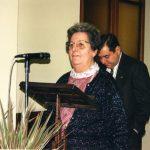 L'ultimo saluto di S.Antonino alla Maestra Gemma