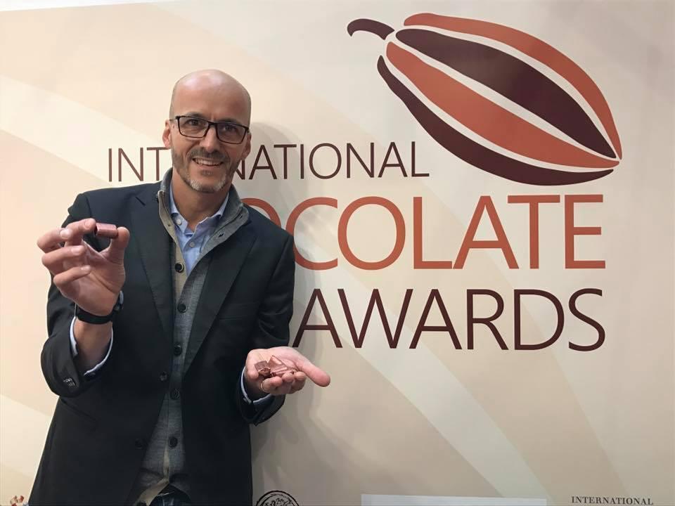 Il cioccolato di Castagna trionfa ai Mondiali
