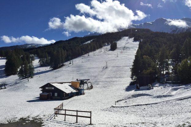 Sabato 15 ottobre, la prima neve