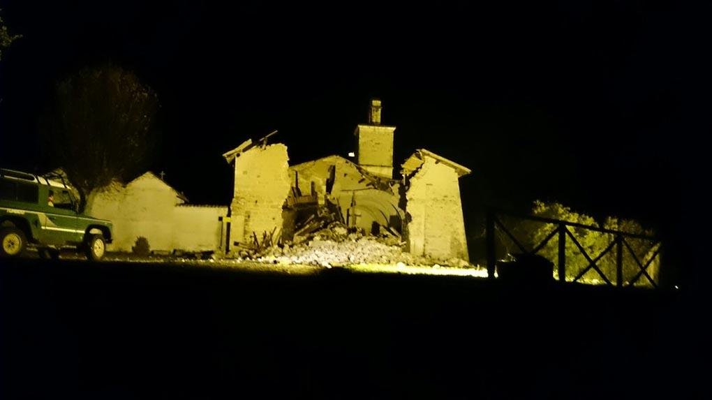 Altre scosse di terremoto nel Centro Italia. Parla mons. Renato Boccardo