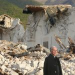 Mons. Boccardo ricorda i giorni del terremoto a un anno di distanza