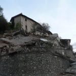 Edifici distrutti a Preci