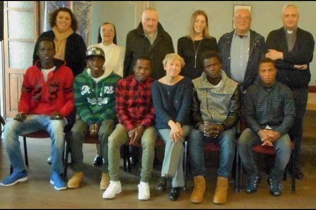 S.Antonino accoglie 5 profughi (e ne aspetta altri 3)