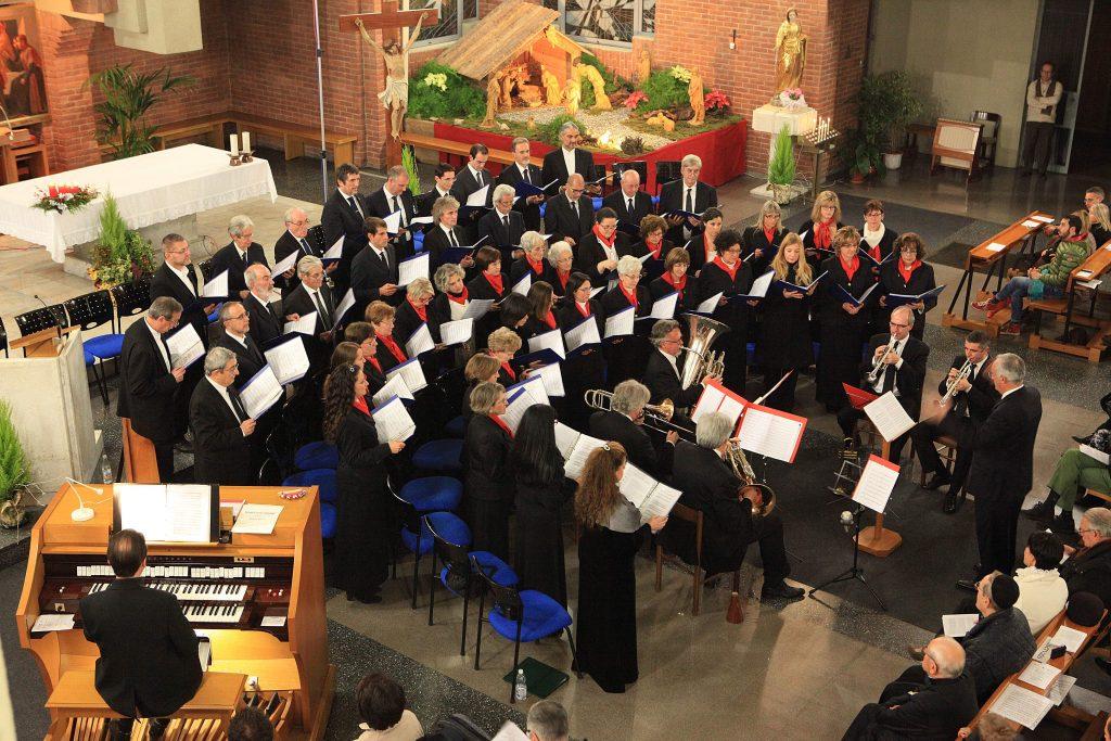 Almese, Musica di Natale con il Mater Ecclesiae